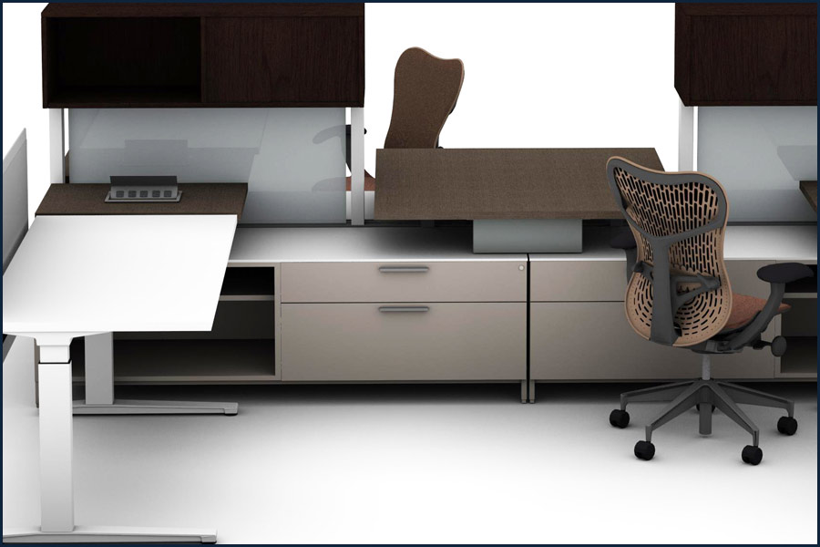 Davena Office Furniture Installation Services