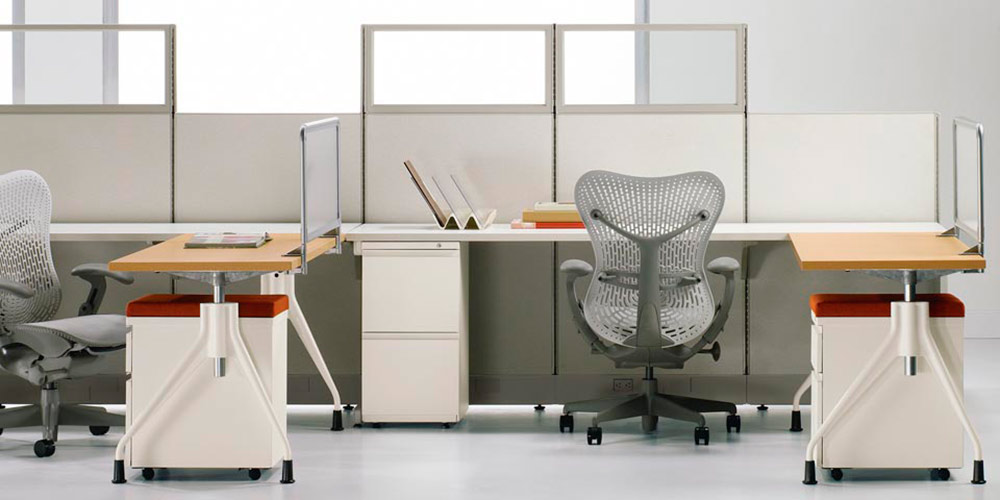 Herman Miller Action Office