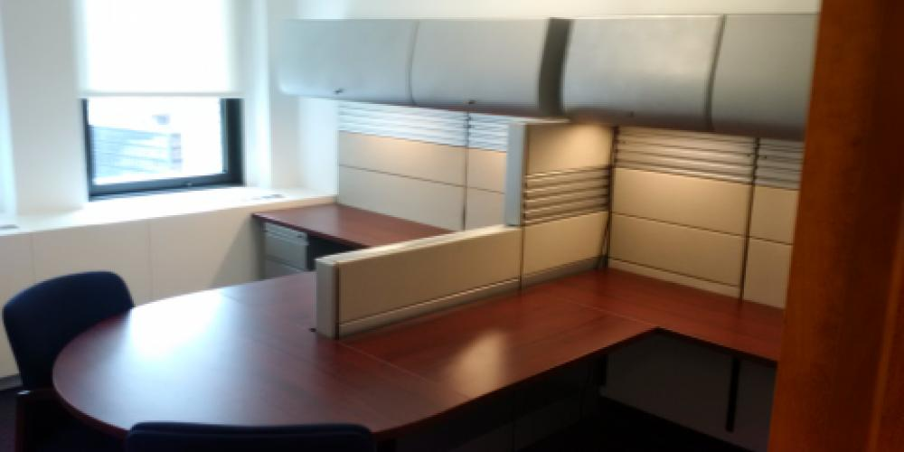 Used Office Furniture New York Davena Regarding Long