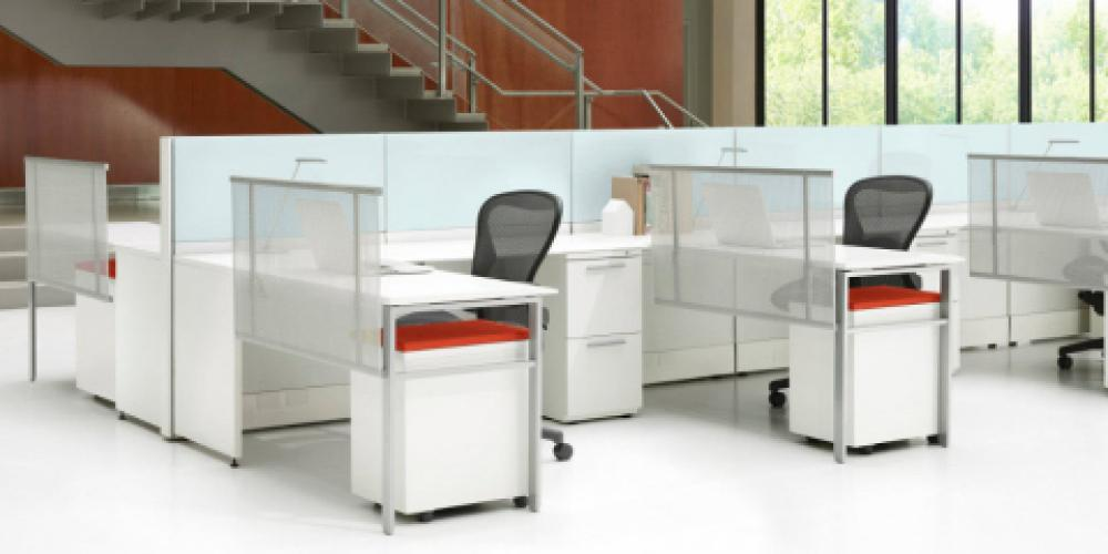 Herman Miller multiworkstation