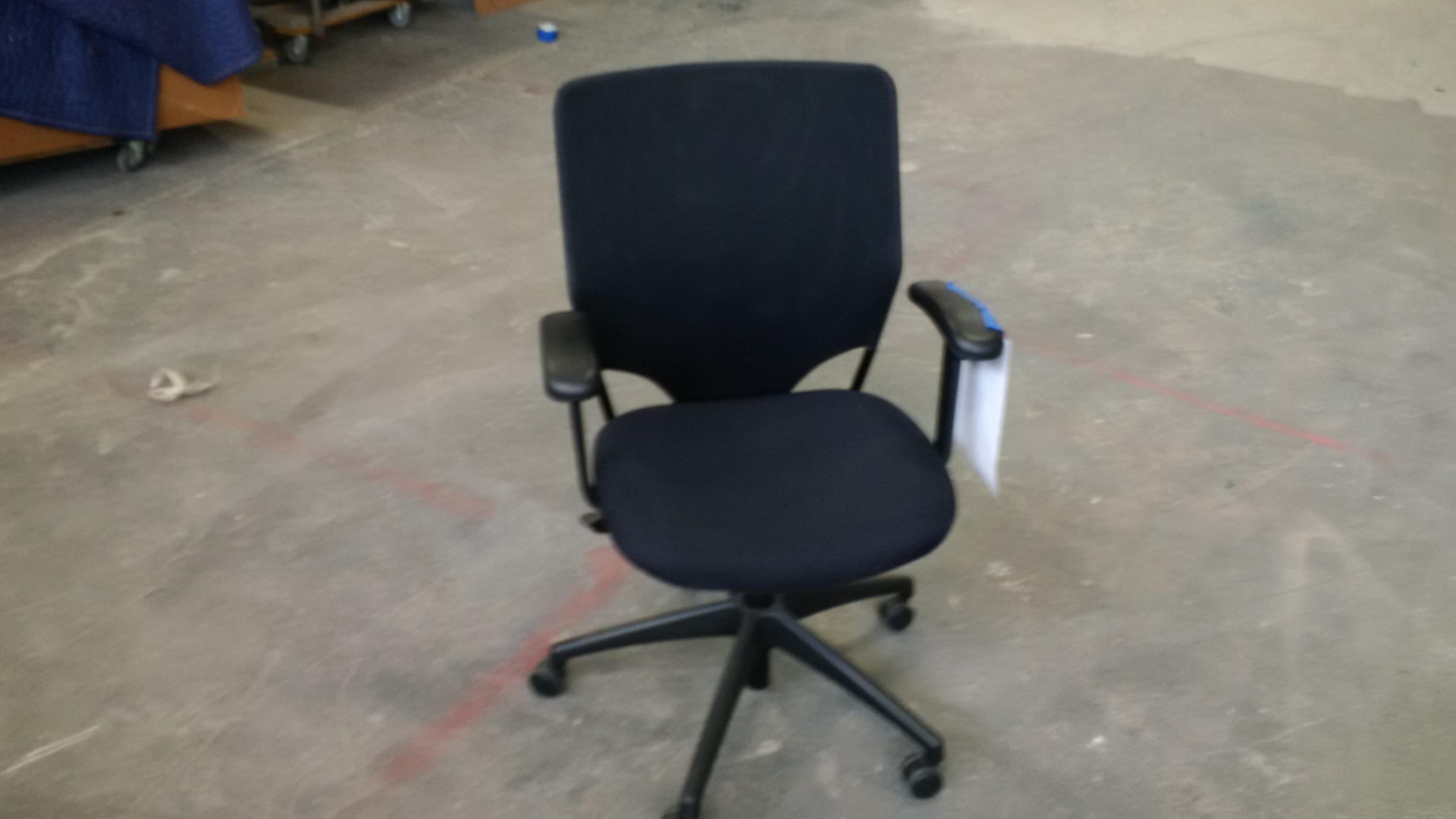 Mesh Back Harter Chairs
