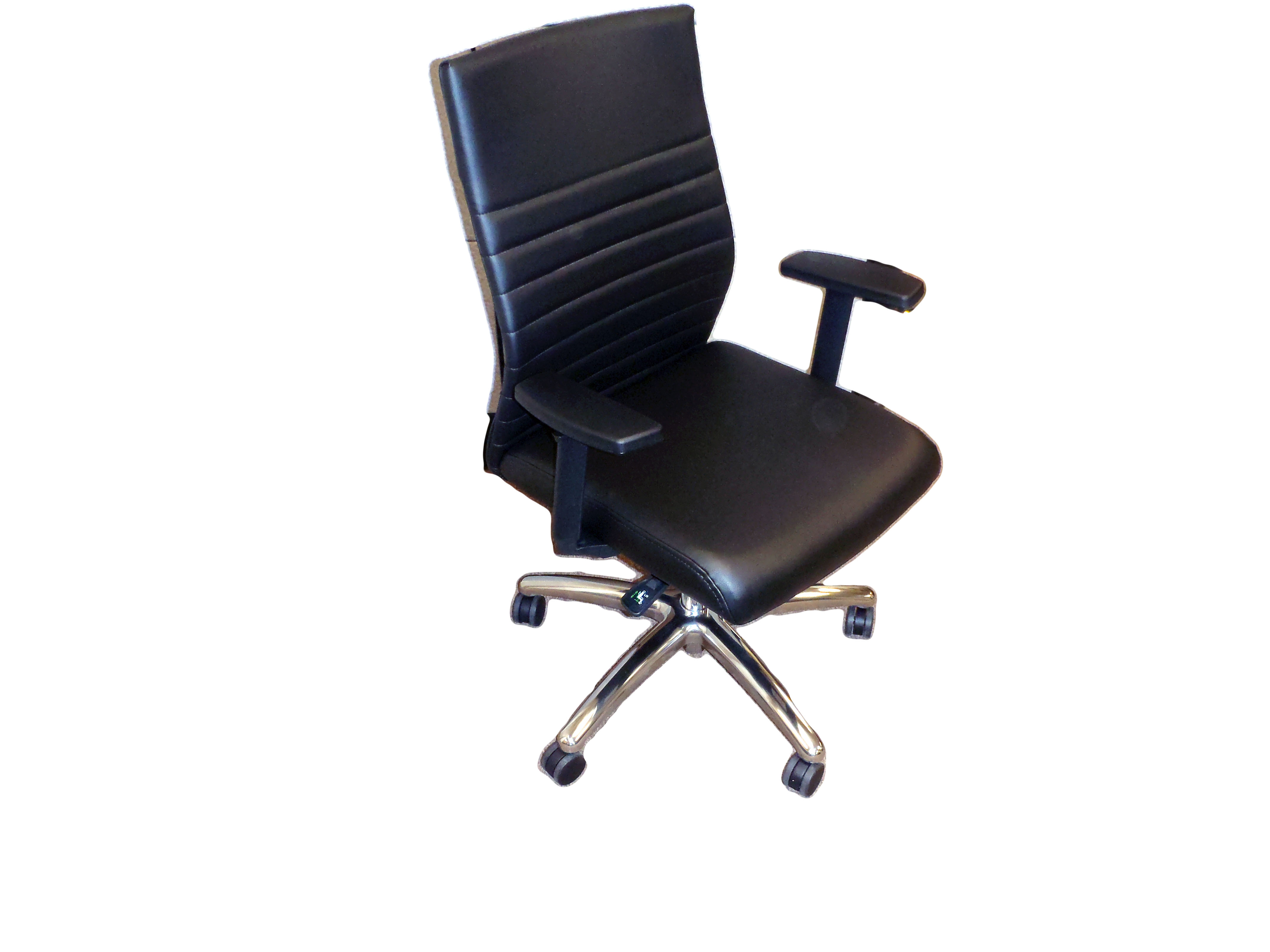 New Faux Leather Conference Chair