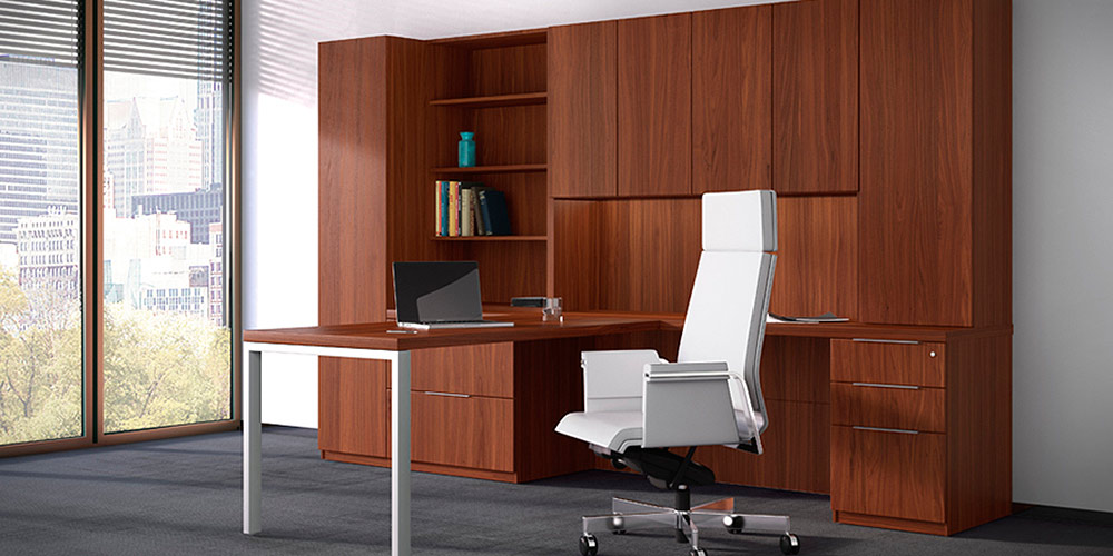 Casegoods Davena Office Furniture Refurbished And Used